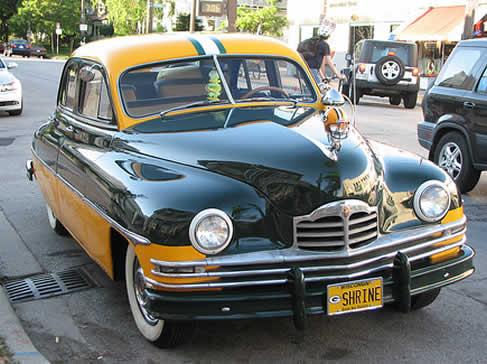 Green Bay Packard