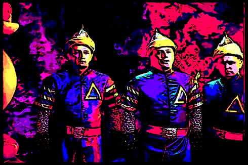 Q: Are We Not Devo? A: We Are From Atlantis, The Lost Continent!