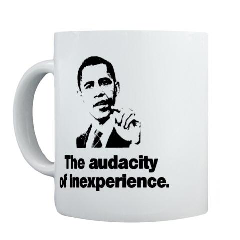 Mugs-A-Plenty: The Audacity of Inexperience