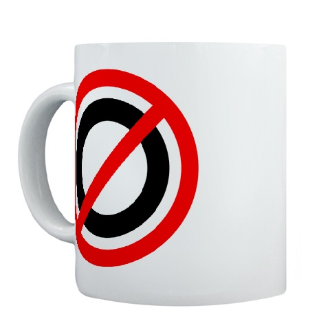 Mugs-A-Plenty: No O