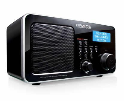 Sirius Internet Radio