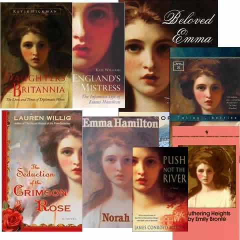 Reusable Cover Art in Historical Novels: A Gallery