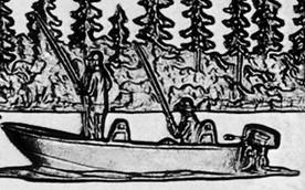 Identify The State Quarters: Guys In A Boat