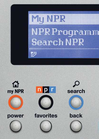 The NPR Radio by Livio