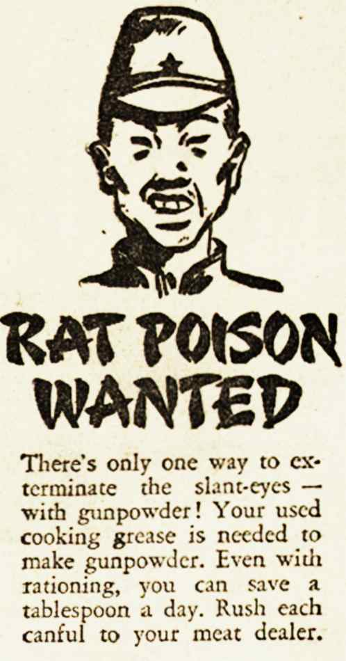 Rat Poison Wanted