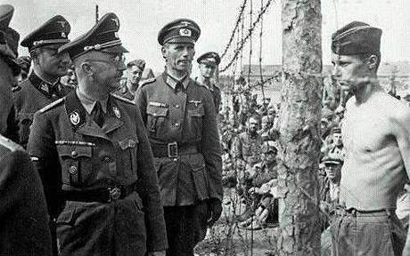 Confronting Himmler
