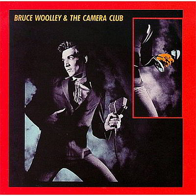 Bruce Woolley and The Camera Club Now Available on CD