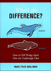What's The Difference? by Marc Tyler Nobleman