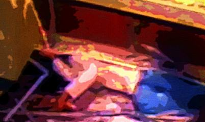 Woman Victim Under The Rubble