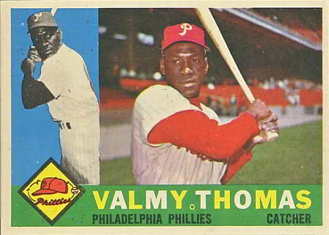 Valmy Thomas, The First Virgin Islander To Play Major League Baseball