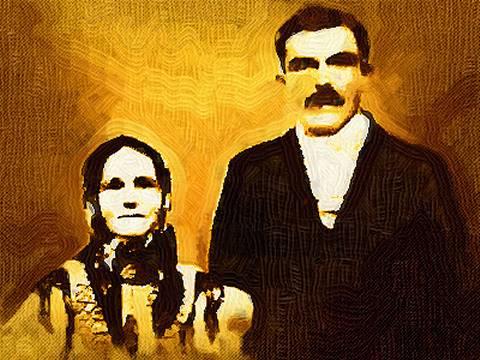 Anna and Petro Cuprisin