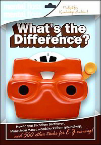 What's The Difference? by Mental Floss