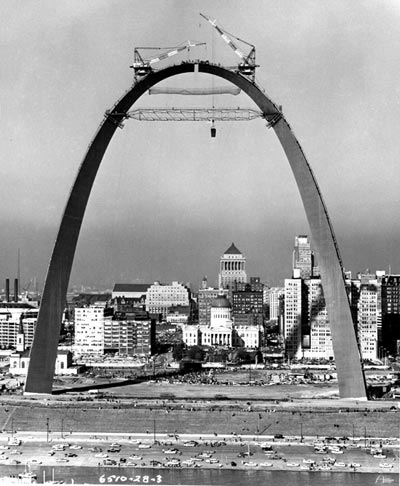 Arch Is Completed Without PDM On The Cross-Brace