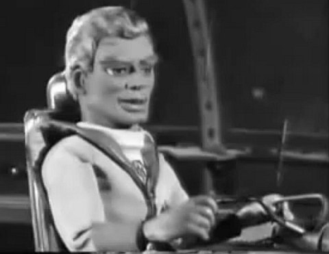 The Theme Song of Fireball XL5, Which Peaked At Number 32 and Spent 12 Weeks In The Top 100, Sung By Don Spencer, Who Later Became The Father-In-Law Of Russel Crowe