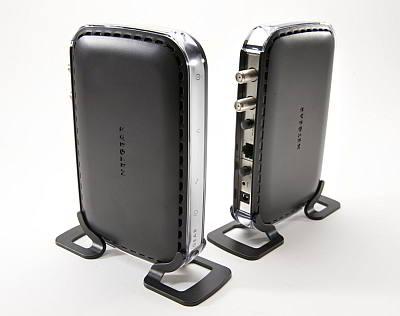 Netgear MOCA Coax Ethernet Adapter Kit MCAB1001