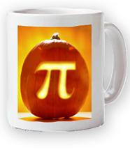 Mugs-A-Plenty: Pumpkin Pi