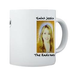 Mugs-A-Plenty: Saint Jessica The Radio Martyr