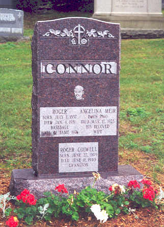Gravesite of Roger Connor