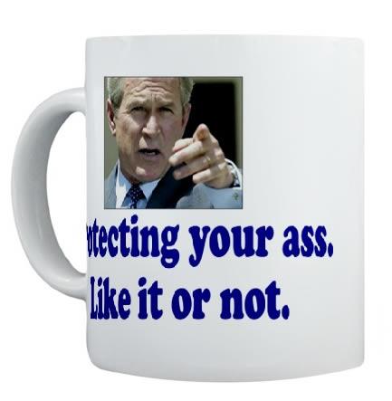 Mugs-A-Plenty: Like It Or Not