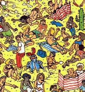 Where's Waldo: One of The 100 Most Frequently Challenged Books of 1990–2000
