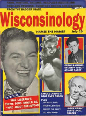 It's Wisconsinology Day Here At tommcmahon.net!