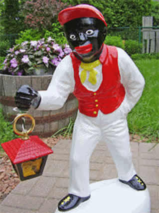 The Legend Of Jocko, The Black Lawn Jockey