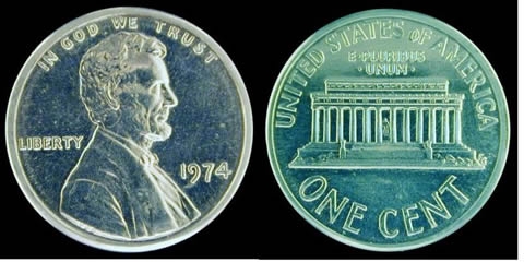 The 1974 Aluminum Penny