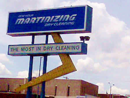 Martinizing: The MOST in Dry Cleaning