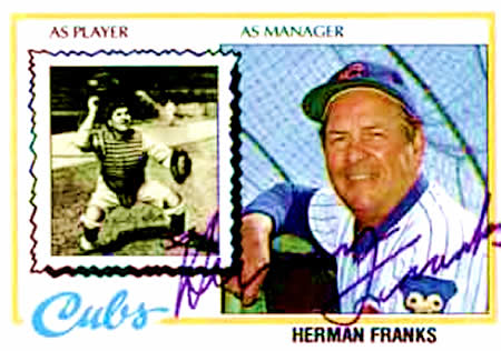 Herman Franks Is Now The Oldest Living Former Major League Manager