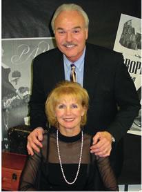 Conrad Dobler And His Wife Joy