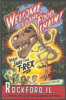 Jane The T-Rex