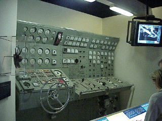 Tom Mcmahon Nuclear Submarine Maneuvering Room