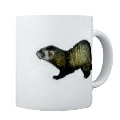 Mugs-A-Plenty: Ferret