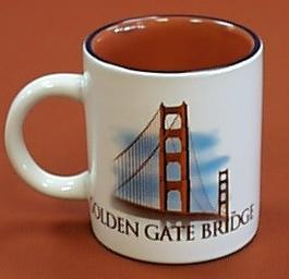 Mugs-A-Plenty: Golden Gate Bridge