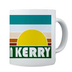 Mugs-A-Plenty: Kerry Retro Sunrise
