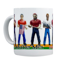Mugs-A-Plenty: Muffler Men