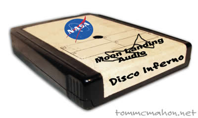 What Really Happened To The Moon Landing Tapes