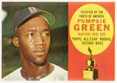 Pumpsie Green, The Last First Black Baseball Player