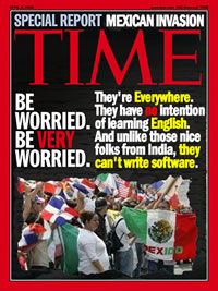 If Time Magazine Worried About What We Worry About