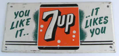 7up: You Like It . . . It Likes You